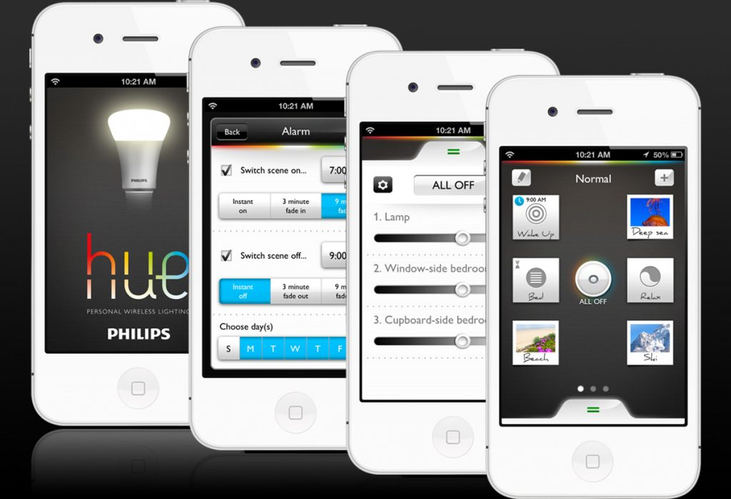 How To Use Your Iphone As A Wireless Light Switch