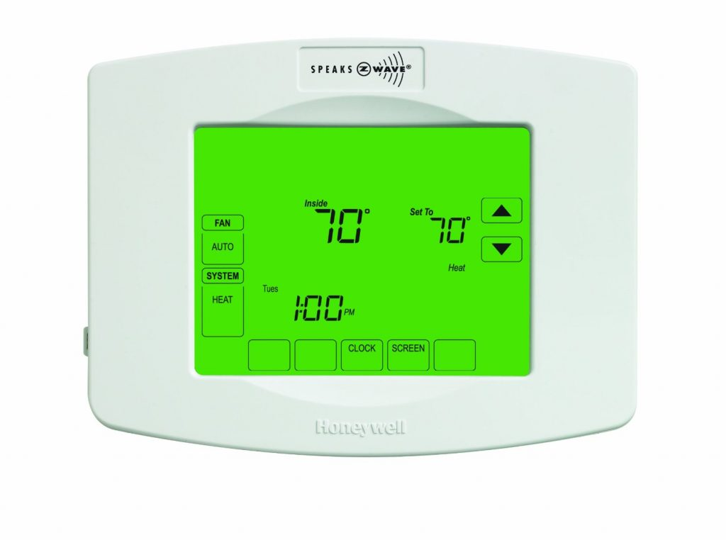 What Is The Best Z Wave Thermostat 2018 Reviews