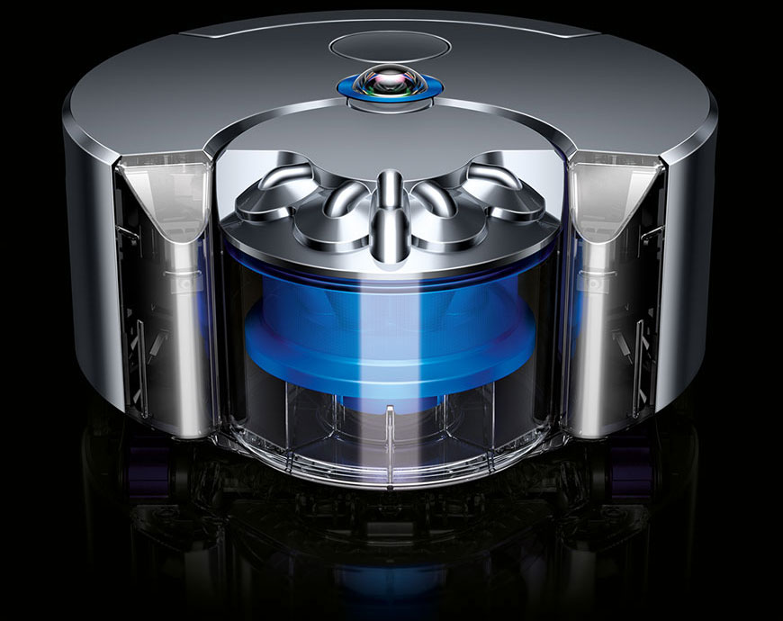 dyson 360 eye the ultimate robotic vacuum cleaner. Black Bedroom Furniture Sets. Home Design Ideas