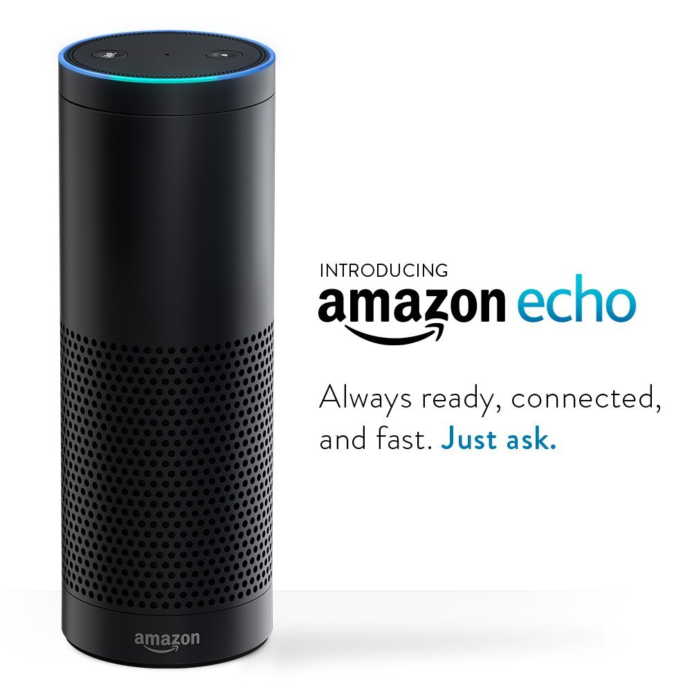 what is amazon echo. Black Bedroom Furniture Sets. Home Design Ideas