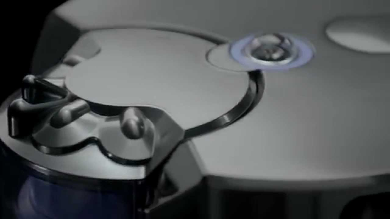 Dyson's 360 Eye Robot Vacuum Cleaner Camera