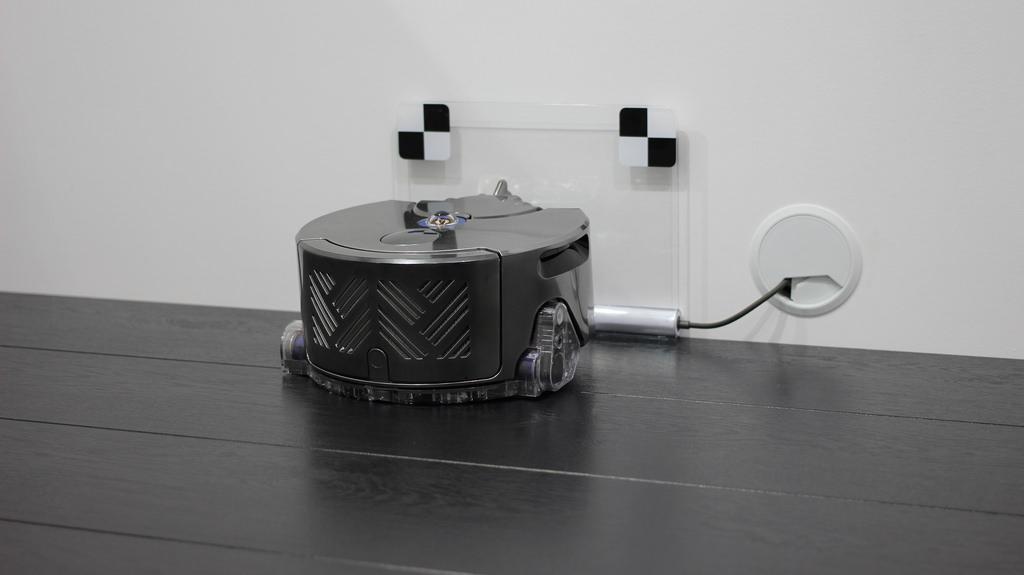 Dyson 360 Eye Roomba