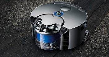 Dyson's 360 Eye Robot Vacuum Cleaner Review New Smart Home