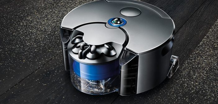 The New Face Of Robot Vacuum Cleaning The Dyson S 360 Eye
