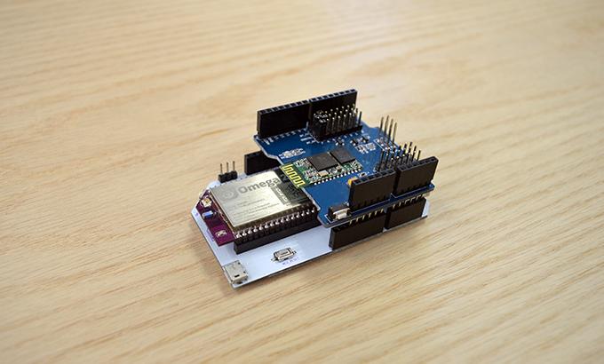 Omega 2 $5 Linux Module Raspberry Pi Arduino