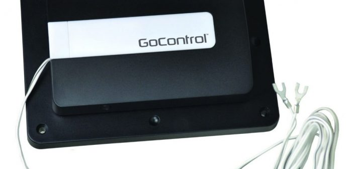 Best Z-Wave Smart Garage Controller GoControl Linear