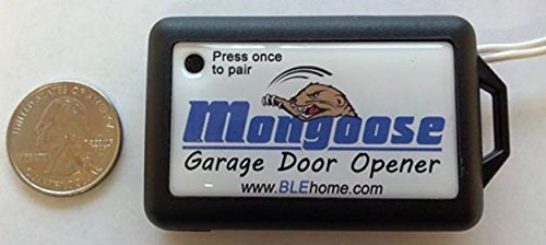 Bluetooth Smart Garage Door Controller Opener Mongoose