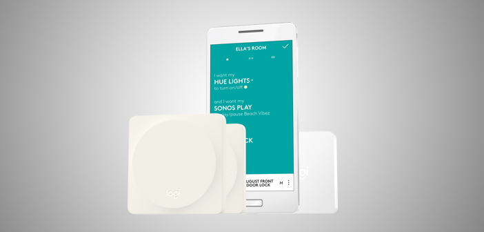 Smart Home Industry Logitech Pop Switch Featured New