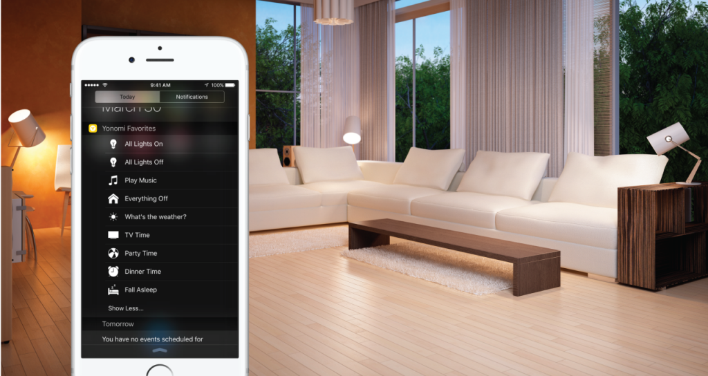Smart Home Industry Yonomi App Featured New