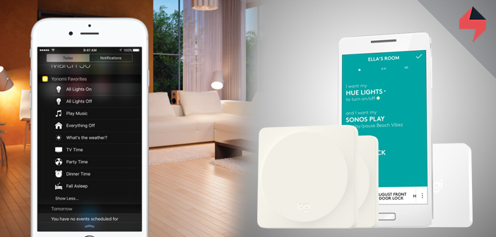 Smart Home Industry Yonomi App Logitech Pop Switch Featured