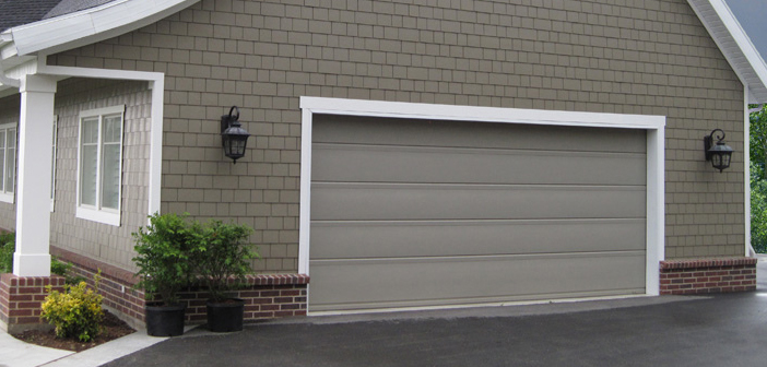 Best DIY Z-Wave Garage Door Controller Solution Smart Garage Door Featured