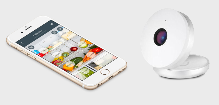 Smart Fridge Camera TheFridgeCam New Tech Featured Article Image
