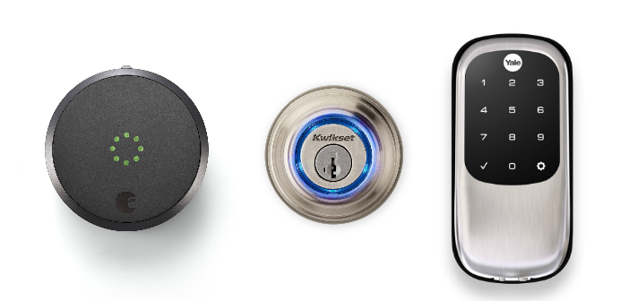 Best Smart Home Locks for 2017