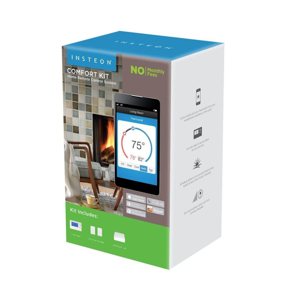 best smart home starter kit smart home thermostat new 1 2. Black Bedroom Furniture Sets. Home Design Ideas