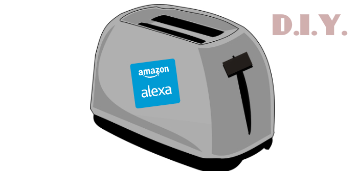 Make an Amazon Alexa Smart Toaster Before the Griffin Arrives