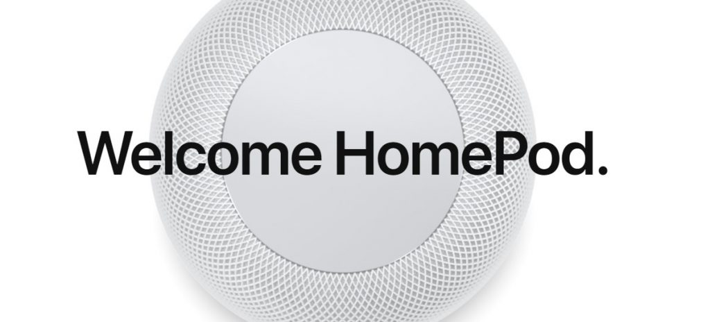 The Apple Home Pod