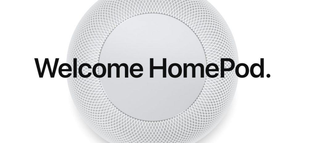 The Apple Home Pod