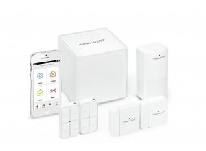 iSmartAlarm Home Security Kit