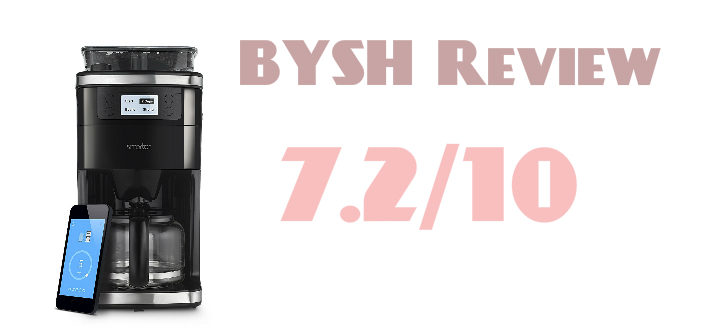 Smarter Coffee Machine A Bysh Review
