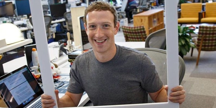 Facebook Smart Speaker AI Mark Zuckerberg