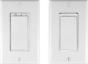 ge 45613 wave. A Z-Wave Light Switch (for Flourescent Lighting) \u2013 GE Wireless Lighting Control Kit (Three-Way, Dimmable) Ge 45613 Wave