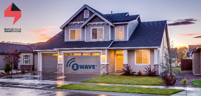 A Z-Wave Smart Home Setup - BYSH Complete Home Automation Guides