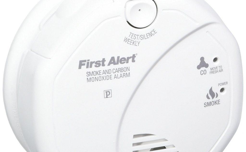 First Alert SCO5CN Smoke Detector & Carbon Monoxide Alarm