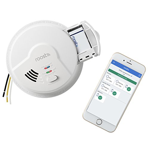 Roost Rsa 400 Smart Alarm For Smoke Fire Co And Natural